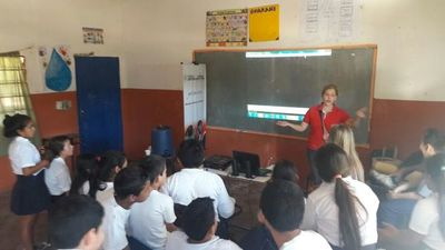 Unesco certificó que alumnos paraguayos lograron su mejor rendimiento en 2006