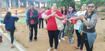 Limpio: padres toman escuela en protesta contra cooperadora escolar