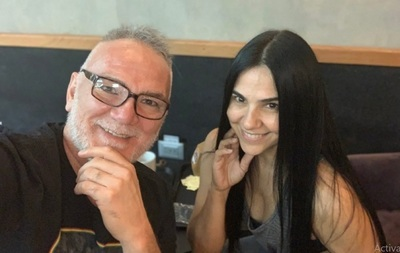 Norita se reunió con Calderini
