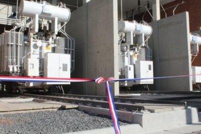 Unos treinta y ocho mil usuarios serán beneficiados con nueva subestación en Roque Alonso