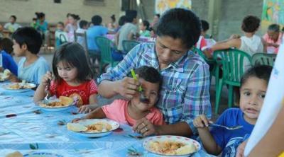 10.700 personas en situación de pobreza fueron asistidas con alimentos nutricionales