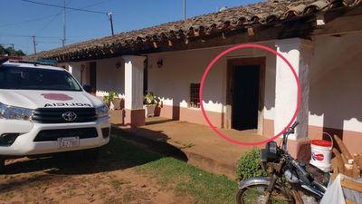 """Santa Rosa; hurtan última puerta original de la """"acera jesuítica"""""""