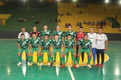 Paranaense debuta ante el local en Nacional C20