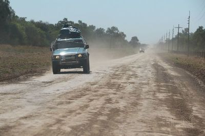 Mades: piden controlar fogatas durante Transchaco Rally
