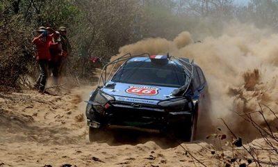 Arranca el Transchaco Rally 2019