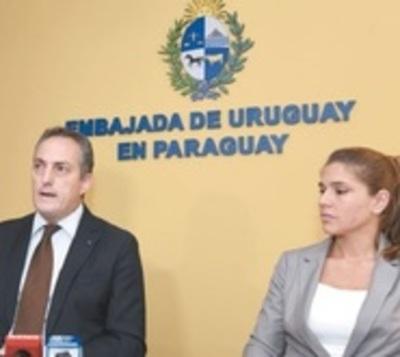 Uruguay cumplió con su ley, expresaron desde su Cancillería