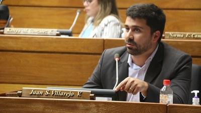 """Diputado cuestiona a Paraguayo Cubas por hacer """"apología al delito"""""""