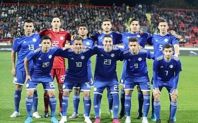 Albirroja cae ante Serbia en amistoso