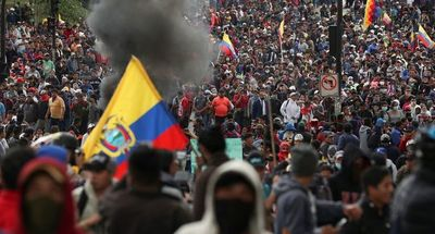 Crisis en Ecuador: cuál es el origen de las protestas contra Lenin Moreno
