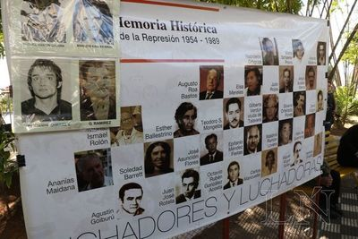 Hasta 8 años de cárcel al que reivindique la dictadura, proponen