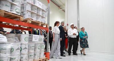 Inauguran nueva planta industrial en MRA