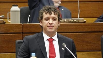 Nano Galaverna defiende banca de Ulises Quintana en Diputados