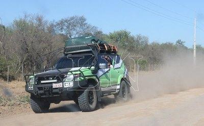 En marcha la 46ª edición del Transchaco Rally