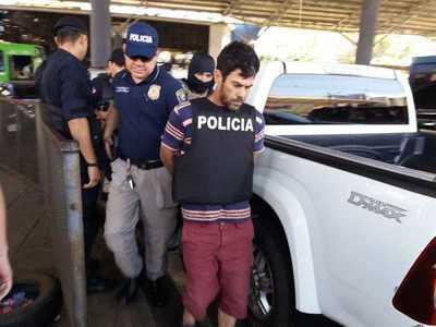 Criminal brasileño fugado de la cárcel fue expulsado ayer por orden judicial