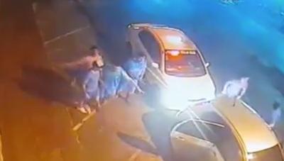 Fiscalía identifica y llama a declarar a salvajes agresores de conductor de Uber