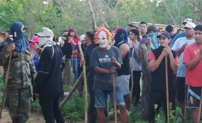 "HOY / Desalojo en Luque: ""Desastre ko Marito"" dicen familias  que ocupan predio"