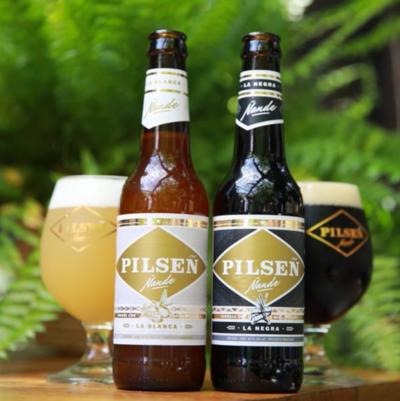 Pilsen Ñande: una cerveza para comer y para tomar también