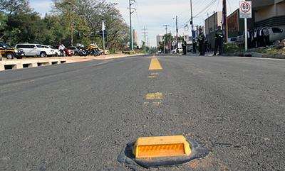 MOPC llama a licitación para rehabilitar tramos de avenida en San Lorenzo