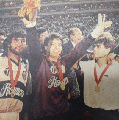 Un especial recuerdo a la segunda Libertadores