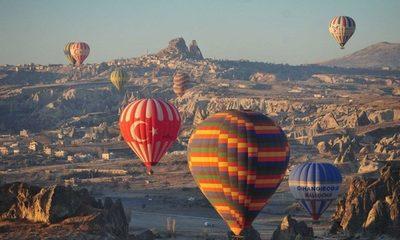 Buscan proyectar turismo en globos aerostáticos