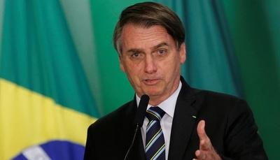 Bolsonaro aumento cota de compra en frontera a 500 Dólares