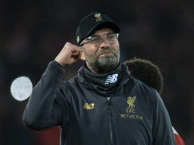 Klopp repite como mejor entrenador de la Premier en septiembre