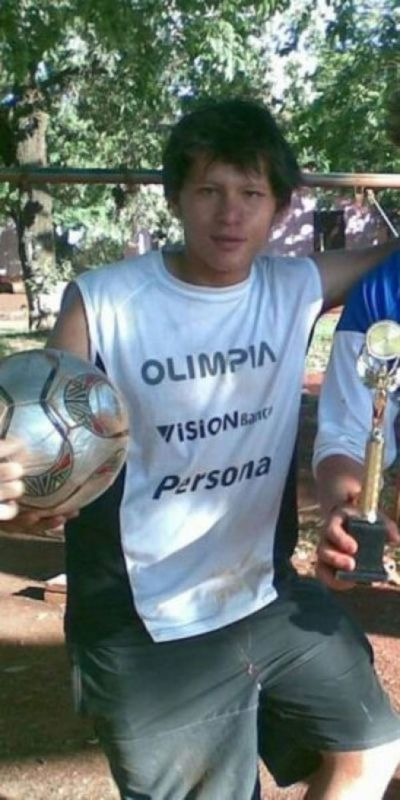 Joven jugador paraguayo fallece en un incendio en España