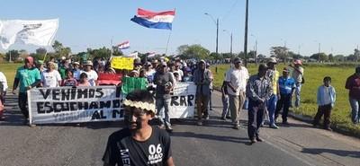 Cierre Puente Remanso: fiscalía ya dio orden para el despeje, pero no hay dotación policial