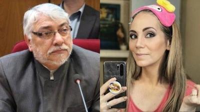 """HOY / Clara Franco repudia 'misericordia' de Lugo con pedófilos: """"Imbécil y podrido... se puede ir a la pu**"""""""
