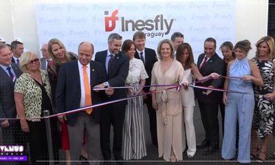 Inauguran nueva planta de la firma Inesfly Paraguay
