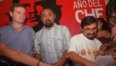 Piden informes sobre caso Arrom, Martí y Colmán