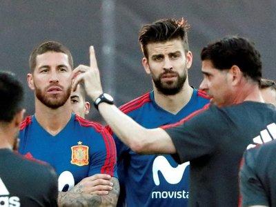Sergio Ramos, el hombre récord de la selección de España