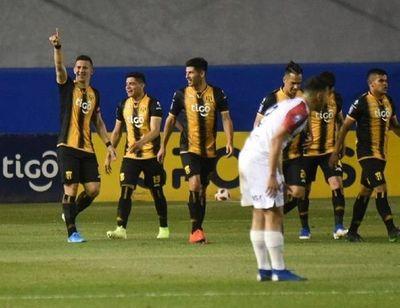Guaraní vence 2-0 a Nacional metiendo presión a la tabla