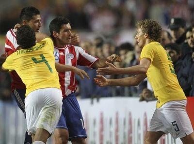 Paraguay acostumbrado al empate en torneos internacionales