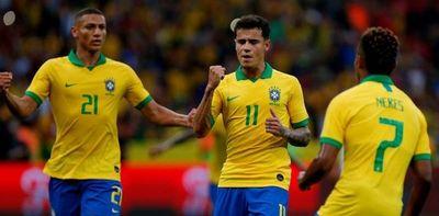 Brasil aplasta a Honduras 7 a 0