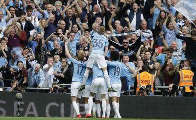 El City se adueña de las 4 copa en Inglaterra