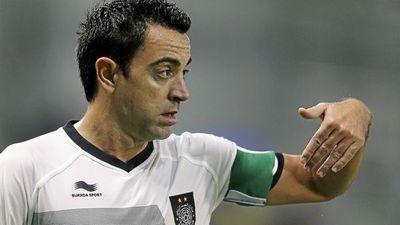 Xavi descarta ser técnico del Barcelona