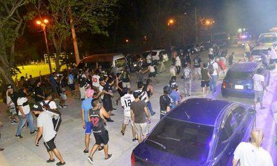 Incidentes en Futsal FIFA: Libertad ambulatoria para 40 hinchas