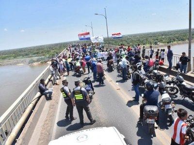 Titular de INDI renunció tras desesperante cierre de puente