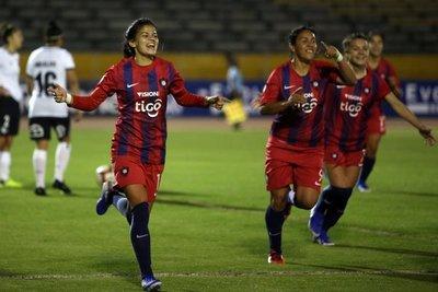Arranque victorioso del Ciclon en la Libertadores Femenina
