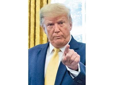 Trump anuncia un acuerdo con China
