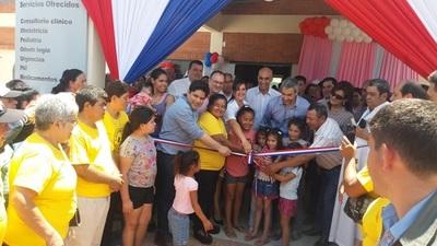 Nuevas USF beneficia a más de 15 mil pobladores en el departamento de Concepción