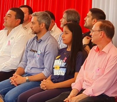 En el Día Internacional de la Niña, Lucía ejerció presidencia