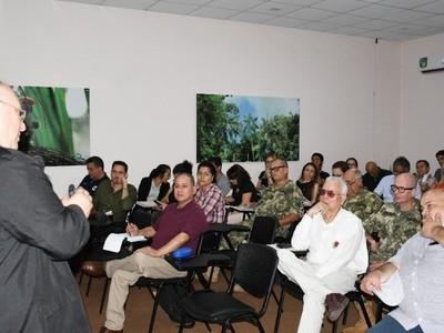 Conformarán grupos de trabajo con miras a la restauración del Parque Guasú