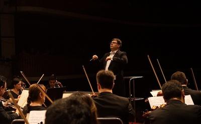 Sexto Concierto de la Orquesta de Cámara Municipal de Asunción con Stefano Pavetti