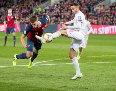España tropieza en Oslo y cede puntos ante Noruega
