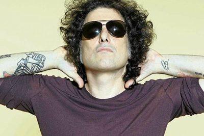 Vuelve a Paraguay Andrés Calamaro