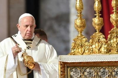 Papa Francisco canoniza a la primera santa nacida en Brasil