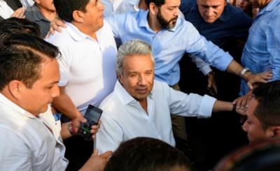 Lenín Moreno revisará los efectos que elimina subsidios a combustibles