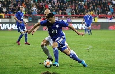 HOY / Paraguay se mide con Eslovaquia en segunda prueba europea